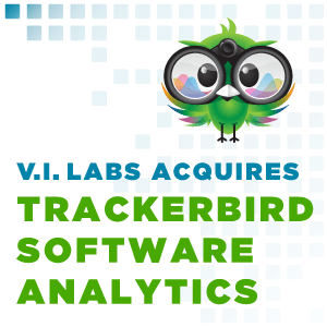 V.i. Labs Acquires Trackerbird Software Analytics - Blog Post by Joe Noonan