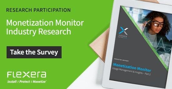 Take the 2020 Monetization Survey